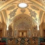 Interior decorations, plasterwork