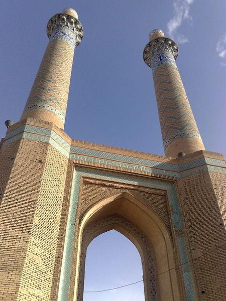 Darozziafe minarets