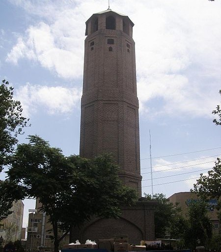 Tabriz Fire Fighting Tower