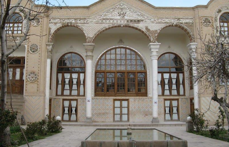 Pottery museum of Tabriz