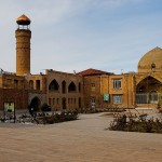 Seyed Hamzeh shrine & mosque.