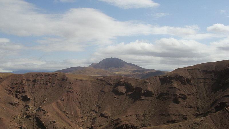 کوه عین علی