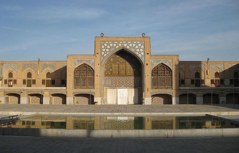 Seyyed mosque (Isfahan)