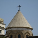 St. Mesrop Armenian church in Mashhad