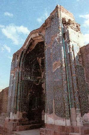 Blue Mosque, Tabriz