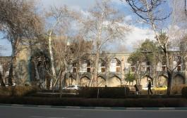 مدرسه چهار باغ