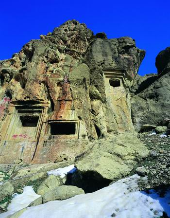 Essaqwand Rock Tombs
