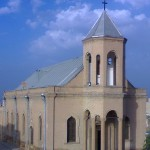 The Saint Mary Church of Hamadan