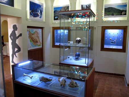 Kermanshah_Paleolithic_Museum