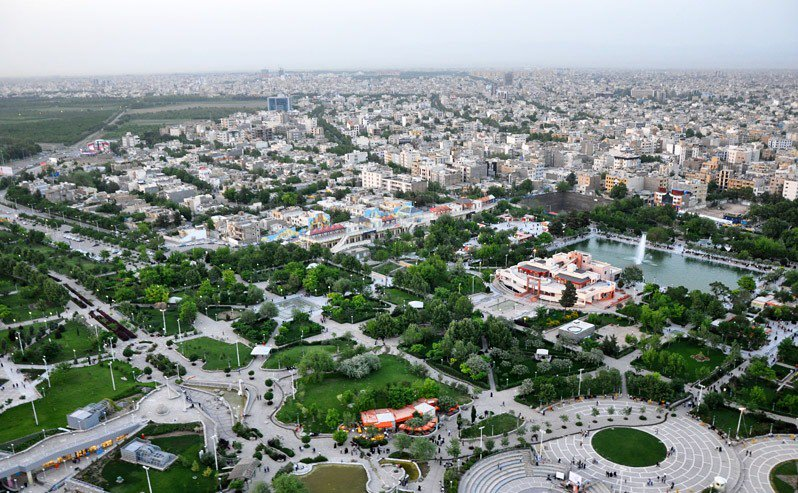 Mashhad_City_in_the_morning