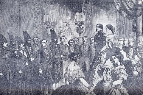 Napoleon-Kashan