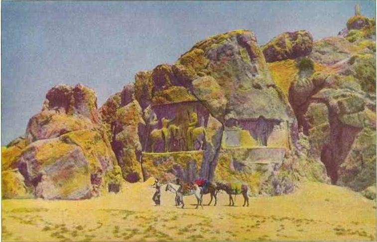 Naqsh i Rustam نقش رستم استان فارس