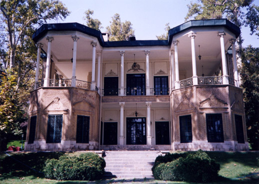 مجموعه کاخ نیاوران
