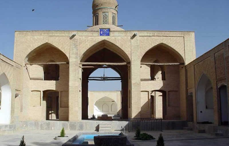 Mohammad Jafar Abadei Mosque