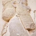 Bas-relief commandé par Darius I le Grand
