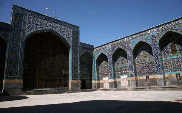 Sheikh Safi al-din Khānegāh and Shrine Ensemble in Ardabil