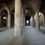 Seljuqs shabestan next to Taj-al-Mulk dome