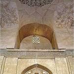 Malek (Emam) Mosque of Kerman