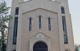 کلیسای سنت سرکیس ، تهران