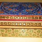 A sample of Iranian Khatamkari