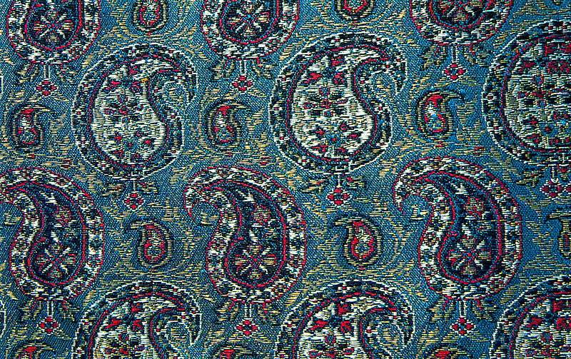 800px-Persian_Silk_Brocade_-_Paisley_-_Persian_Paisley_-_Seyyed_Hossein_Mozhgani_-_1963