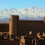 Rayen Castle near Kerman