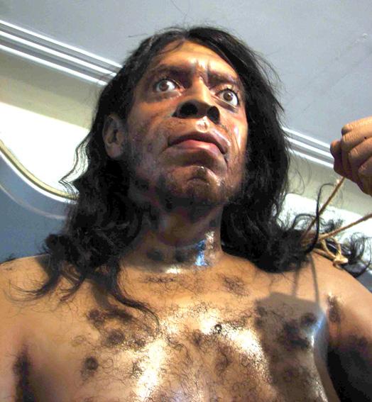 Kermanshah_Pal_Museum-Neanderthal