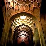 Shah Nimatullah Wali holy shrine (praying hall)