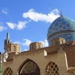 Shah Nimatullah Wali holy shrine