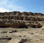 Lut Desert: Shahr-e Khialyye Lut