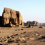 Lut Desert: Shur River and Gandom Beryan