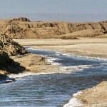 Lut Desert: Shur River