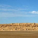 Lut Desert: Shahr-e Khialyye Lu