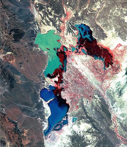 Hamun Lake
