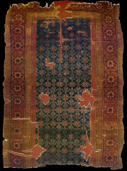 446px-Seljuk_Carpet_Fragment_13th_Century.