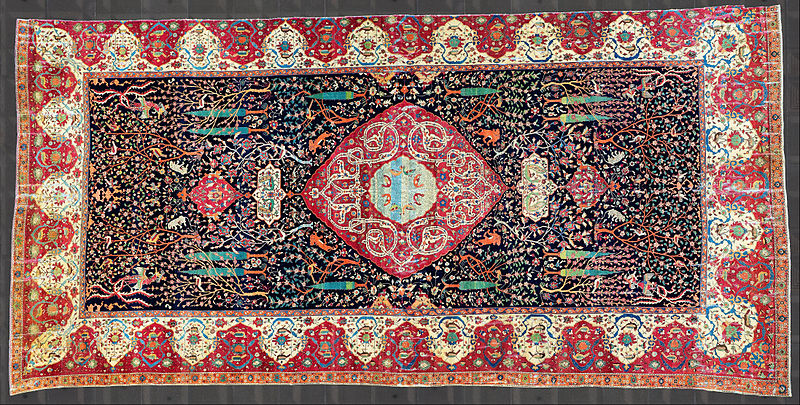 800px-Unknown,_Iran,_16th_Century_-_The_Schwarzenberg_Carpet_-_Google_Art_Project