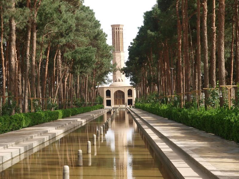 Dowlat- Abad -Garden