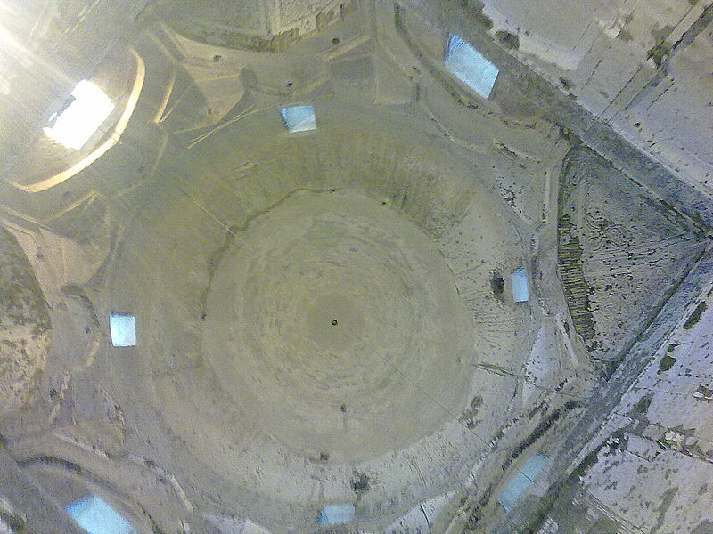 Madreseye Ziaeieh 's Dome