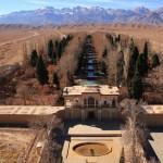 The Persian Qanat: Aerial View, Jupar, Bagh-e Shahzadeh (Mahan)