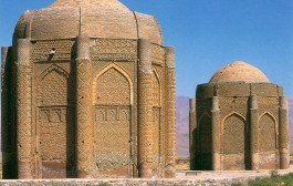 Kharraqan towers
