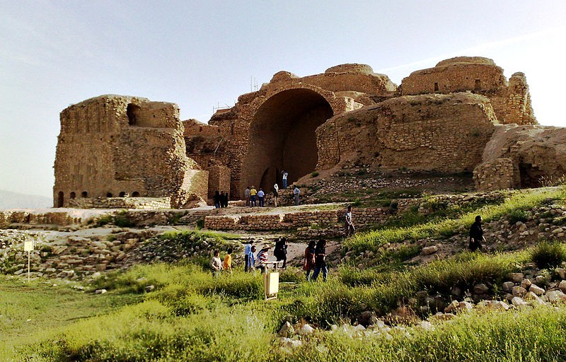 Palace of Ardashir