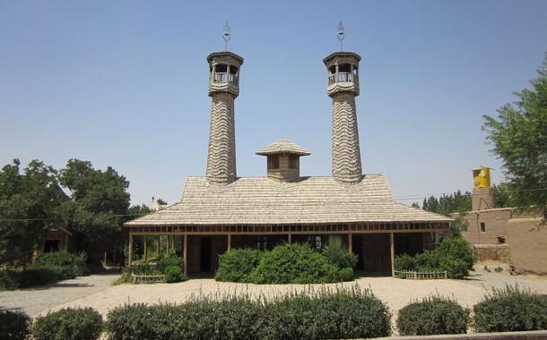 Wooden Mosque