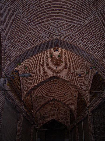 Ardabil Bazaar
