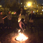 Charshanbe Suri in New York City, March 2016