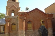 Russian Church, Qazvin