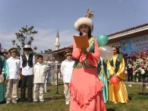 Nowruz in Kazakhstan