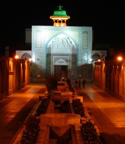 Al-Nabi Mosque, Qazvin
