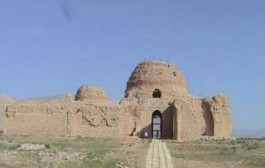 Sassanid Palace of Sarvestan