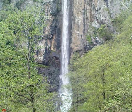 Laton Waterfall