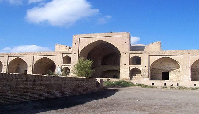 Abbas Abad Caravanserai